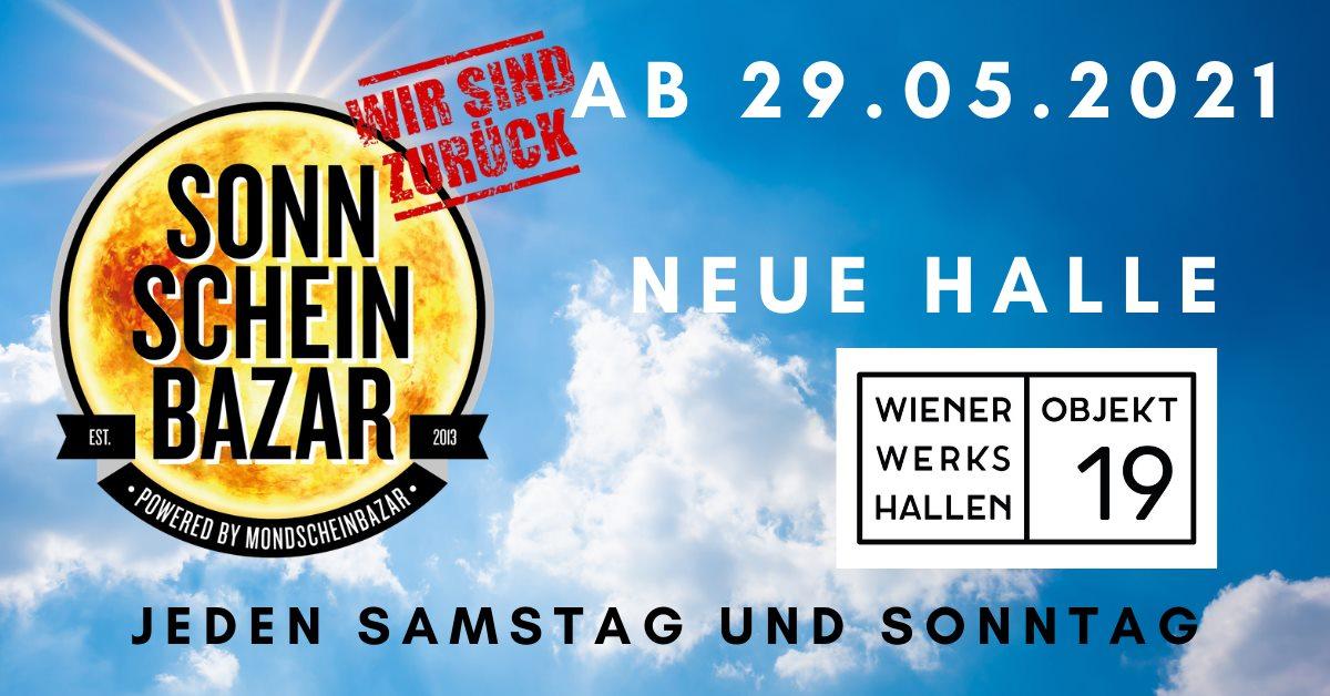 Events Wien: Sonnscheinbazar Flohmarkt