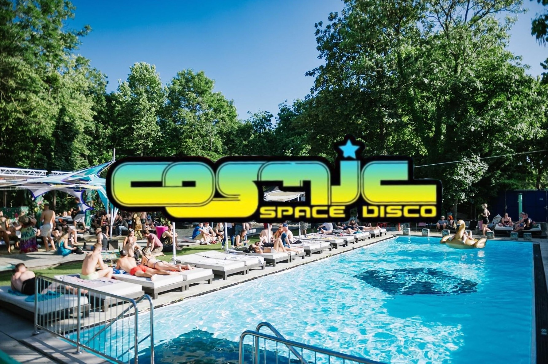 Events Wien: COSMIC Pool Session