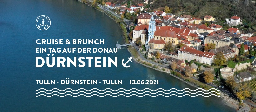 Events Wien: Ein Tag auf der Donau / Ausflug nach Dürnstein