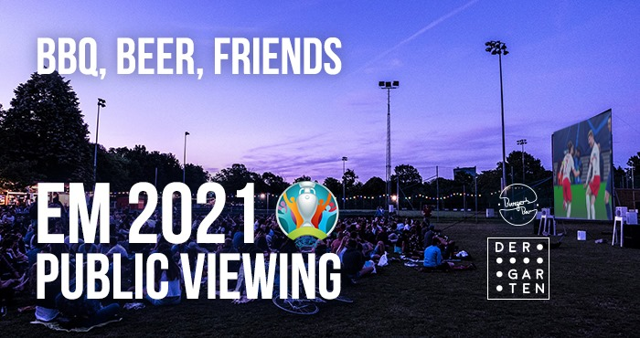 Events Wien: Fußball EM 2021 | Open Air | Public Viewing