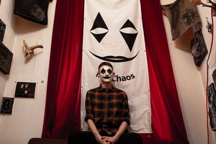 Interview mit dem Künstler Mr. Chaos