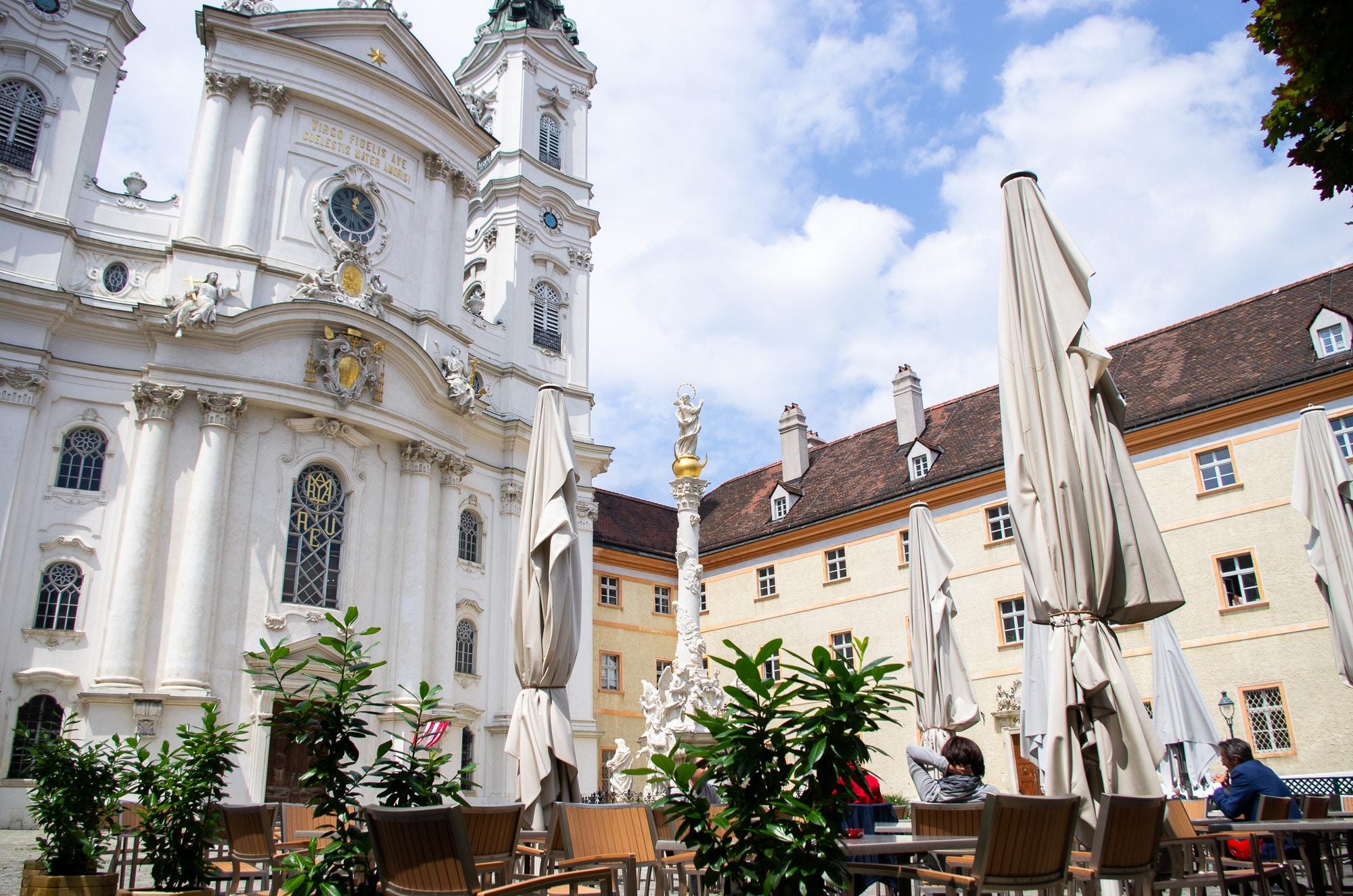 Schanigärten Wien