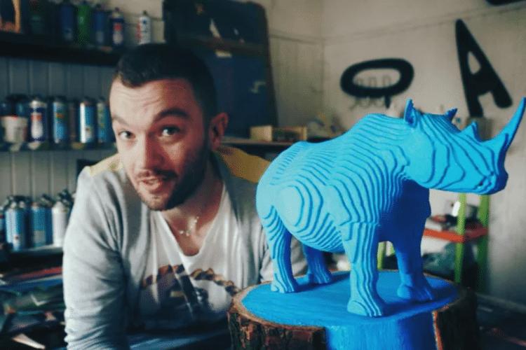 Header Daniele Fortuna, Return on Art