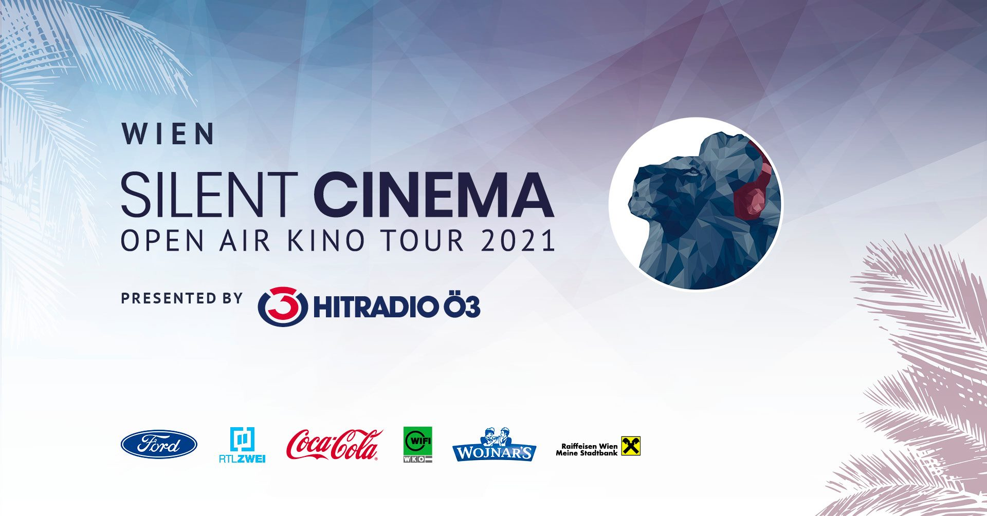 Events Wien: Silent Cinema Open Air Kino Tour | Wien – Strandbar Herrmann