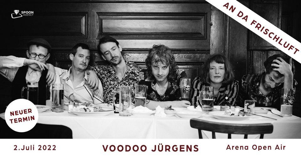 Events Wien: Voodoo Jürgens • Open Air •
