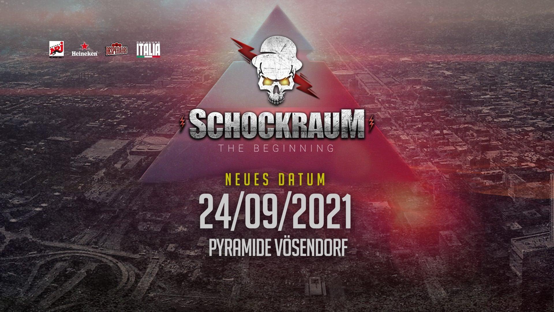 Events Wien: Schockraum – The Beginning // Hardstyle & Hardcore Festival