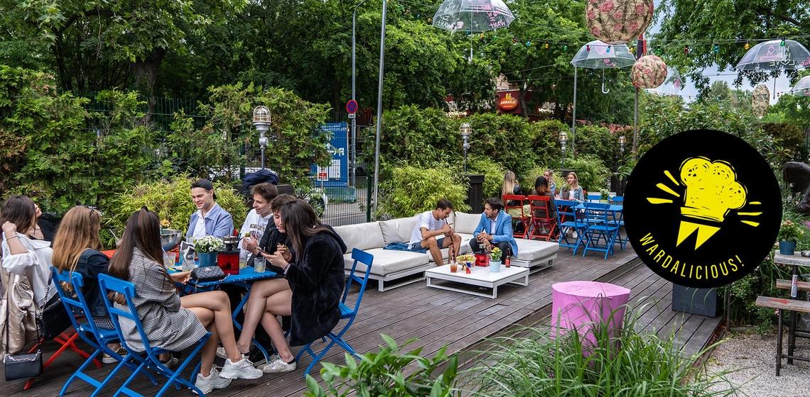 Club mit Outdoorbereich in Wien