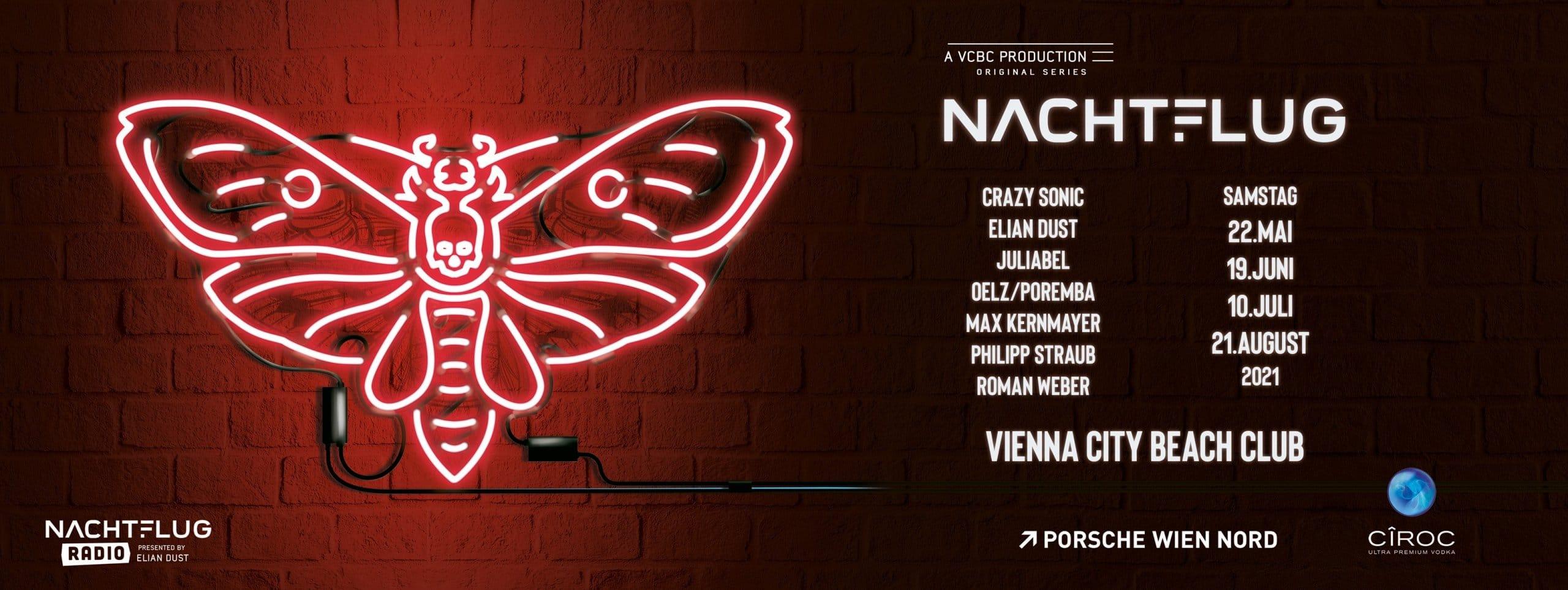 Events Wien: Nachtflug N100721