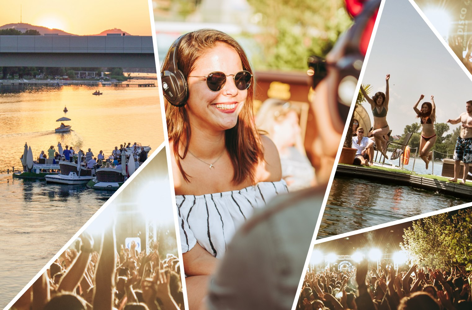 Events Wien: Silent Disco x Meine Insel hosted by Jollydays
