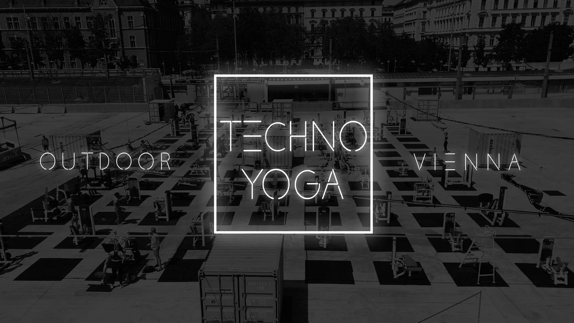 Events Wien: Techno Yoga Vienna – Outdoor