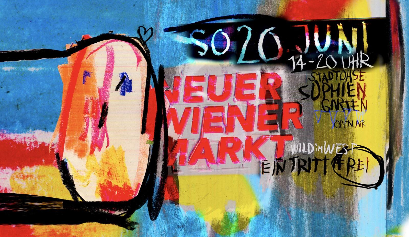 Events Wien: Neuer Wiener Markt