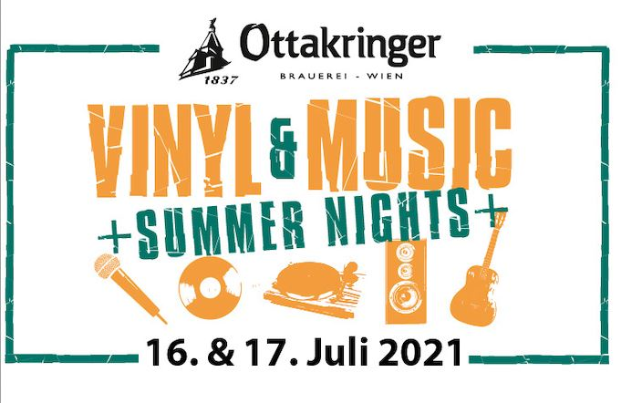 Events Wien: Ottakringer Vinyl & Music Summer Nights