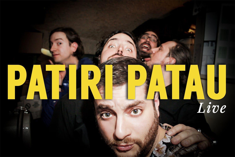 Events Wien: PATIRI PATAU – Live   Open Air