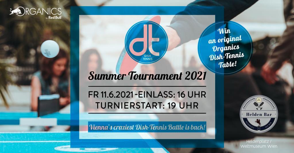 Events Wien: Dish Tennis Summer Tournament 2021