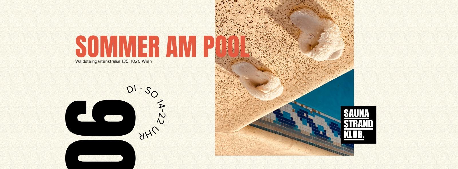 Events Wien: Sommer am Pool   Kinder vom Park
