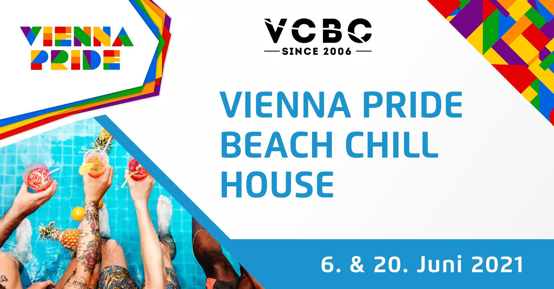 Events Wien: Vienna Pride Beach Chill-House