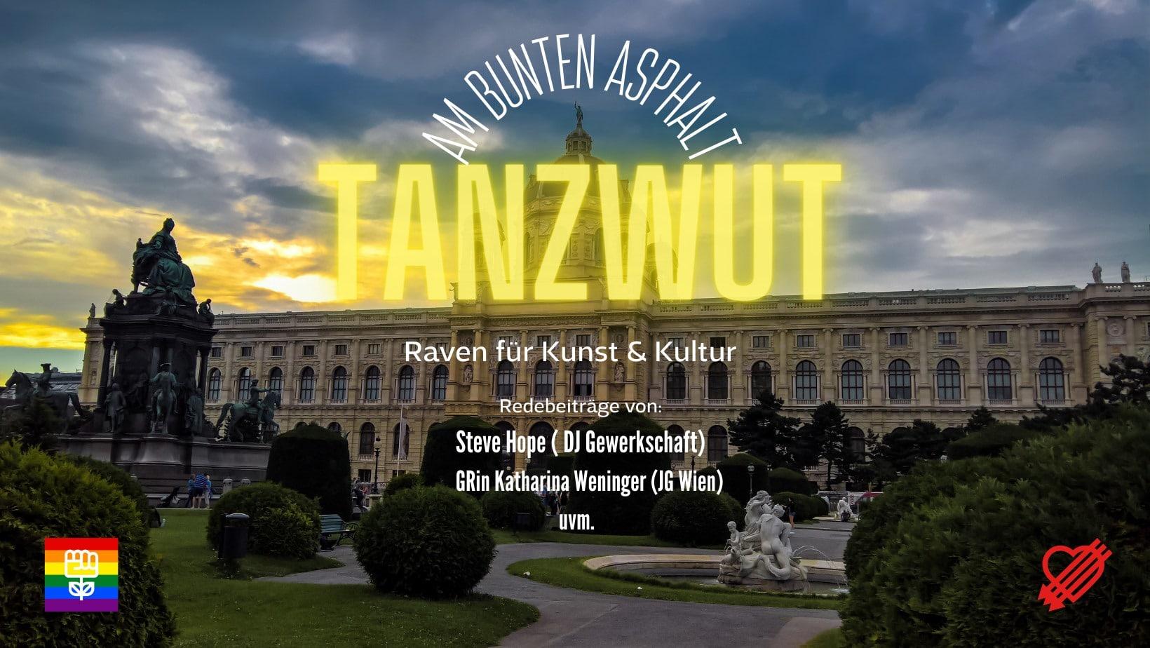 Events Wien: Tanzwut – am bunten Asphalt