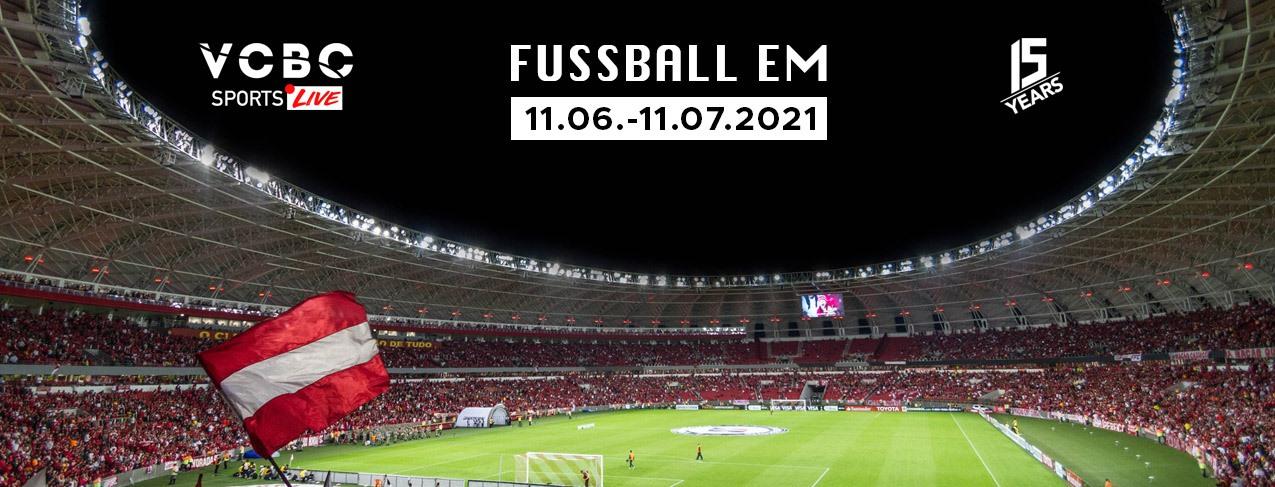 Events Wien: VCBC Sports Live – Fußball EM 2021