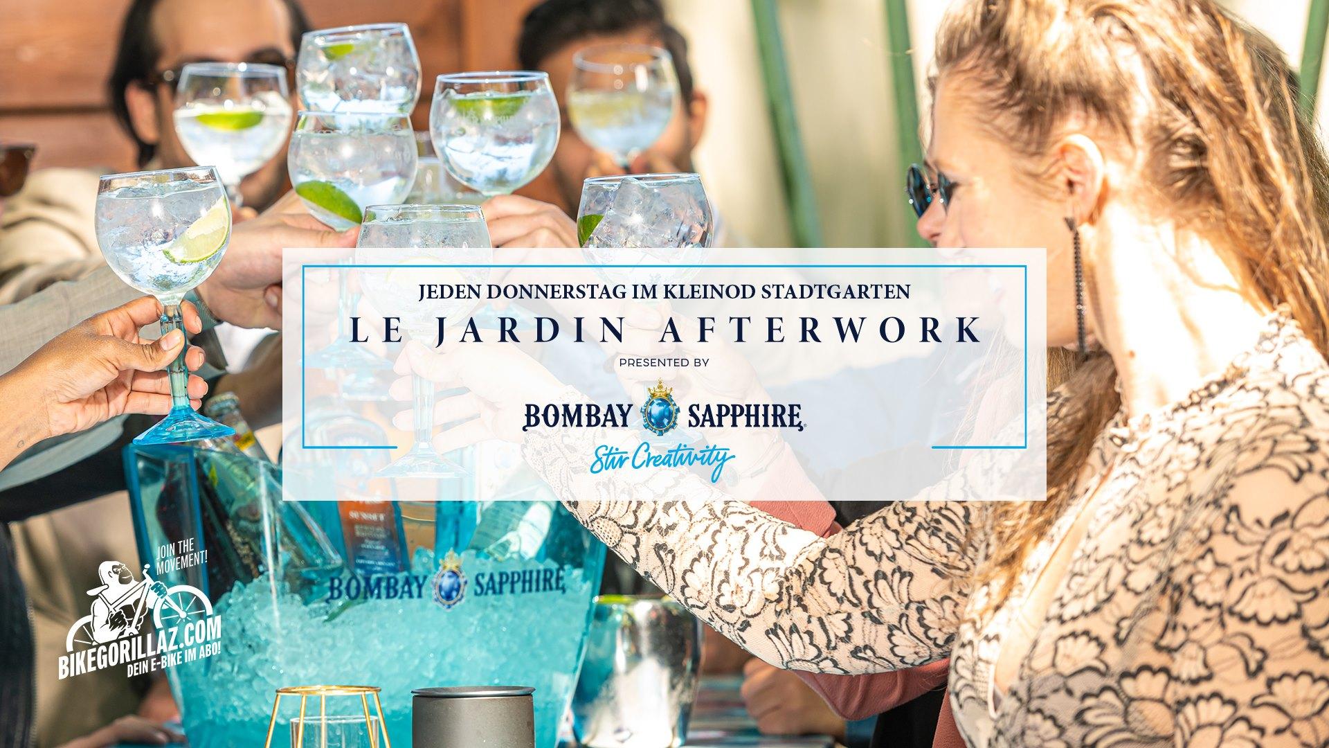 Events Wien: LE JARDIN SOMMER AFTERWORK   JEDEN DONNERSTAG