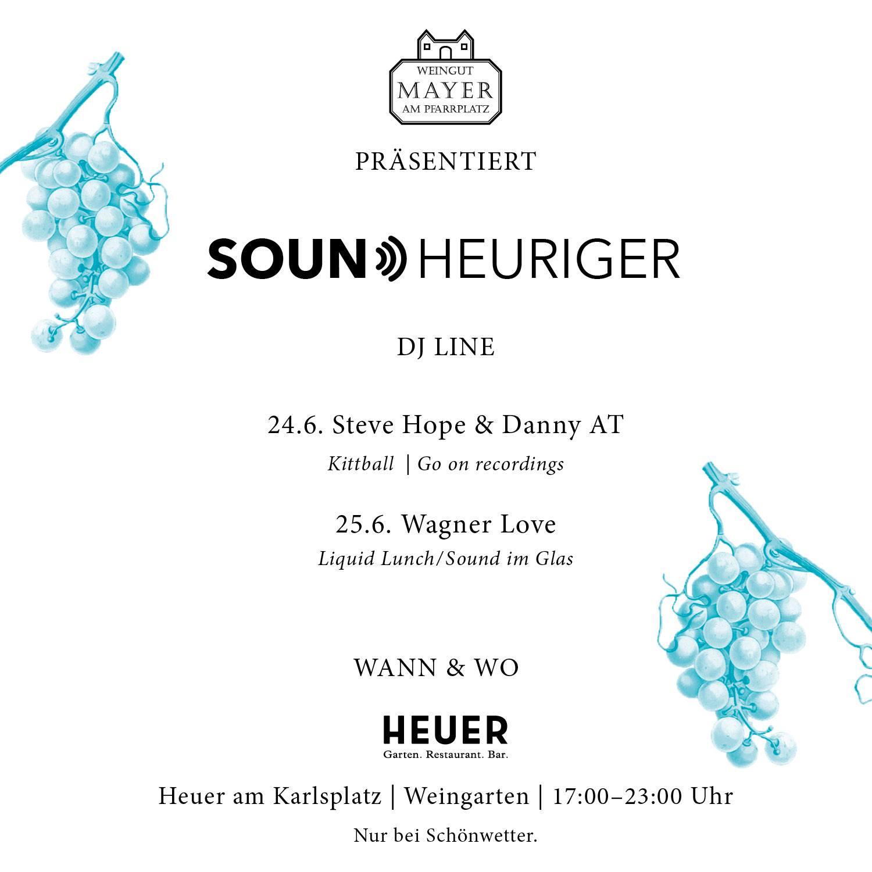Events Wien: SOUND HEURIGER / Heuer am Karlsplatz