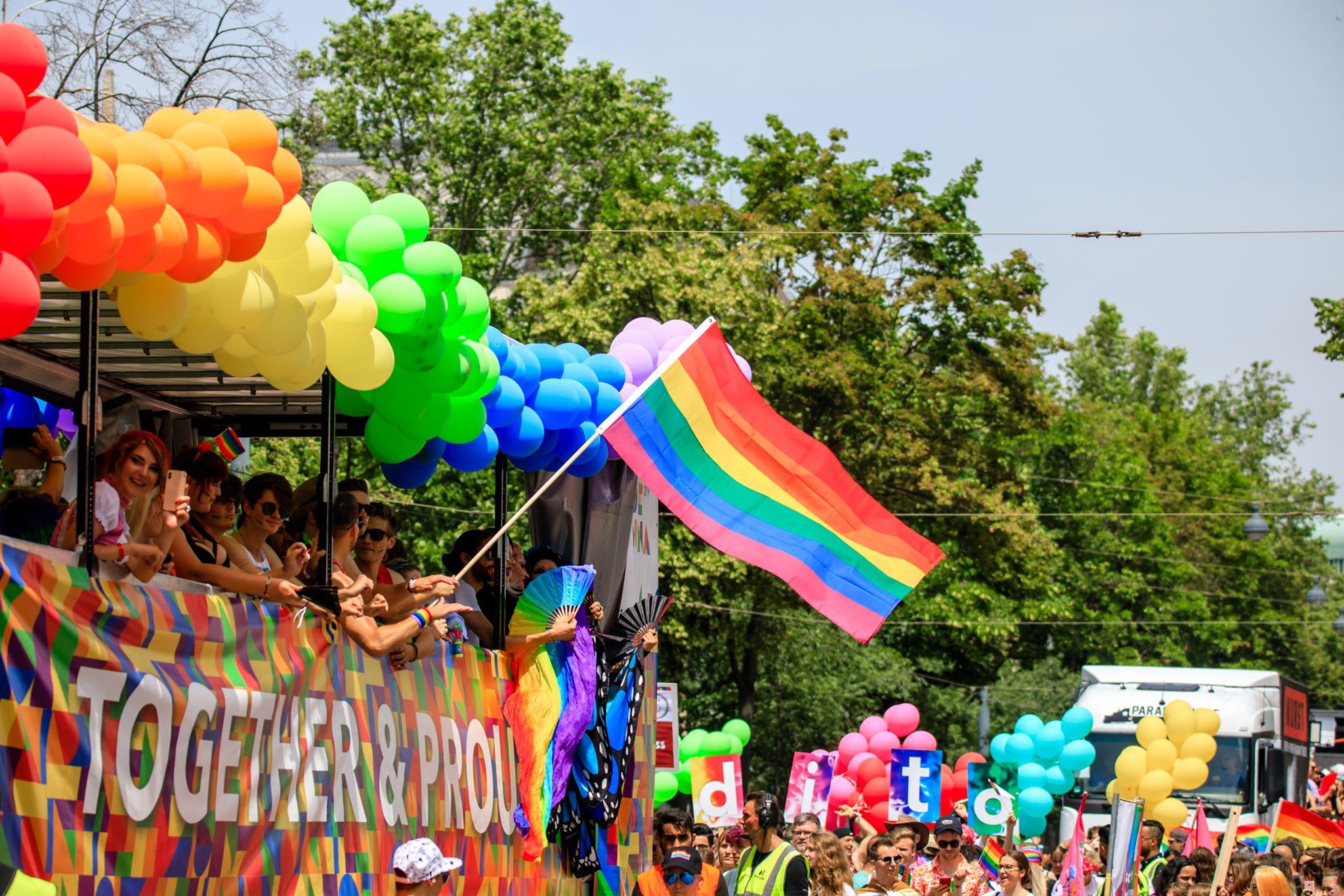 Events Wien: Vienna Pride 2021