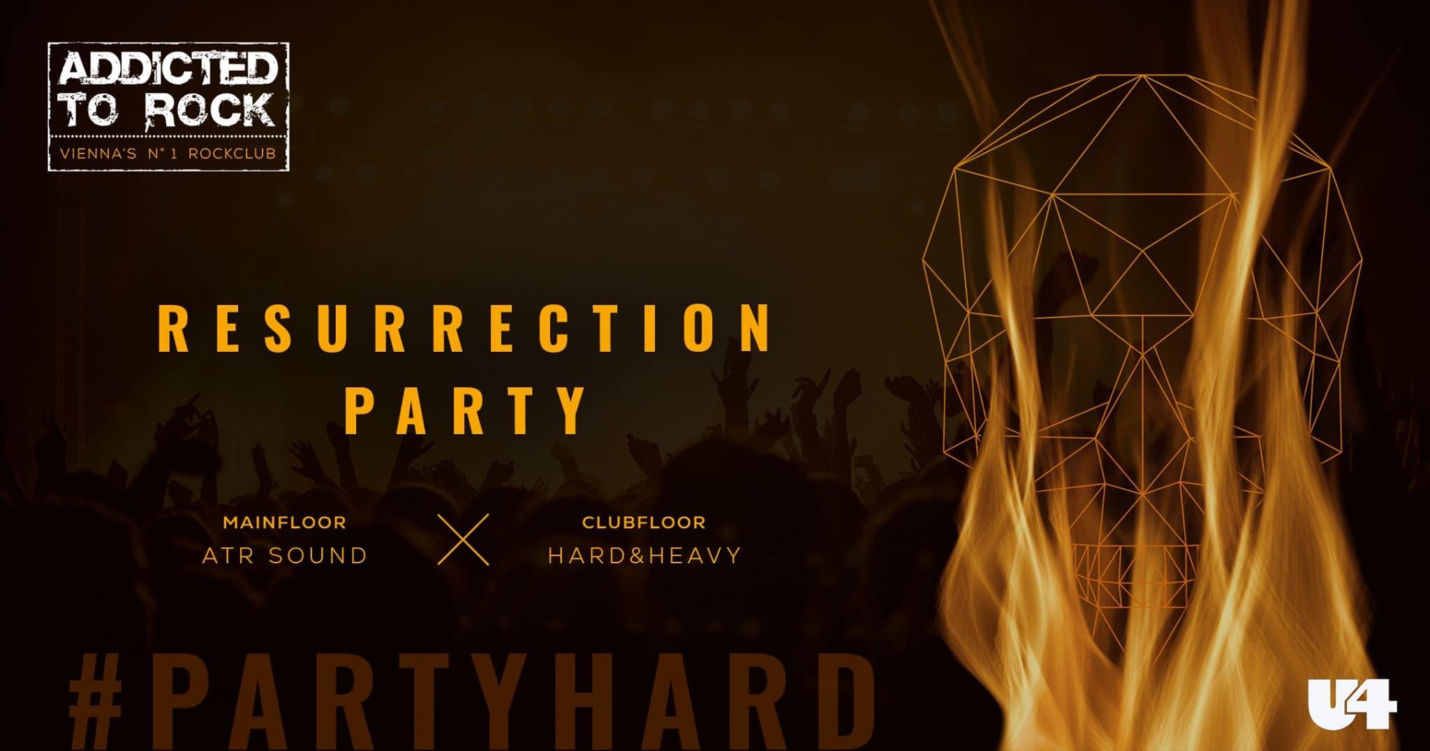 Events Wien: ATR Resurrection Party
