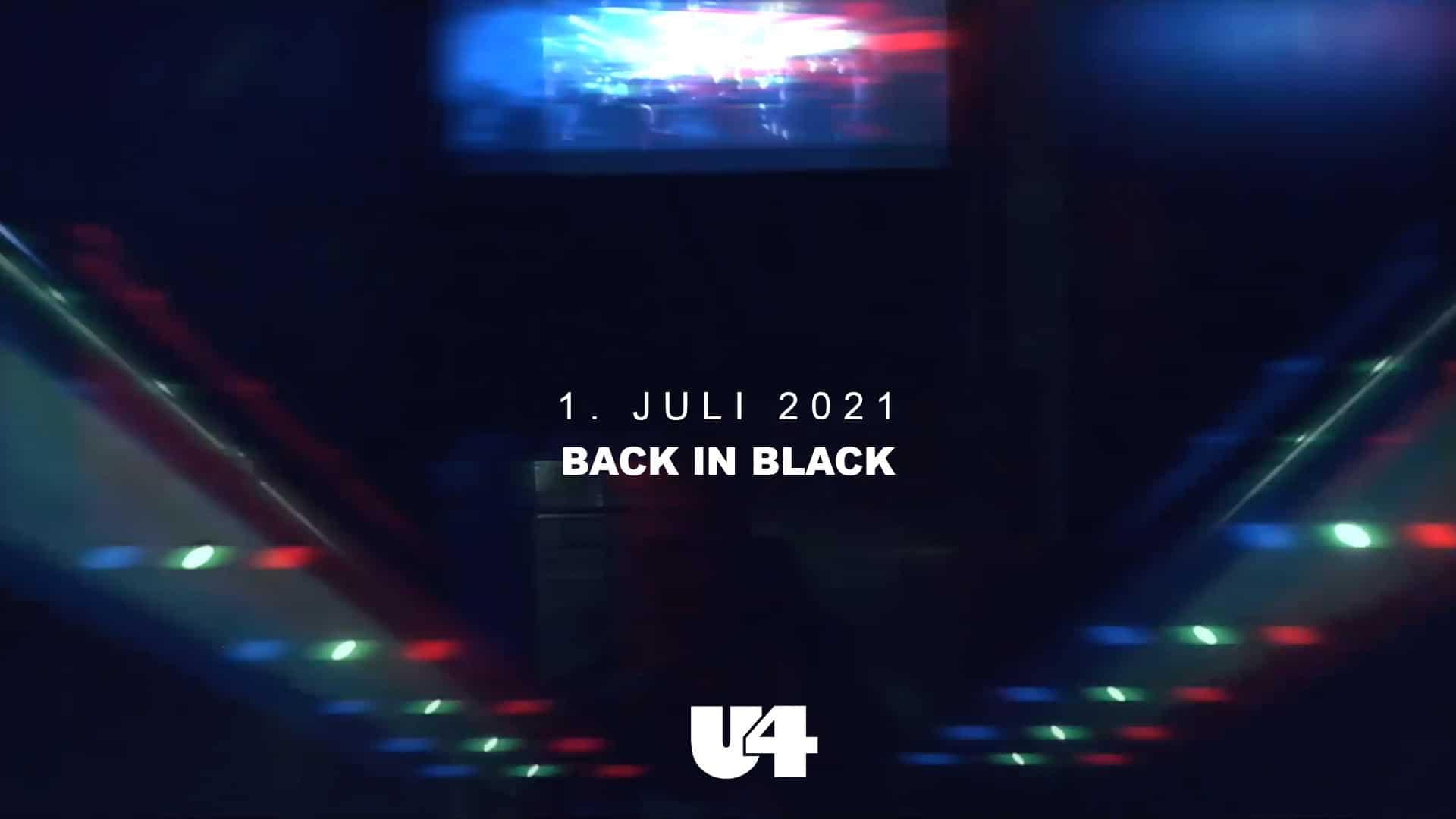 Events Wien: U4 Opening – Back in black