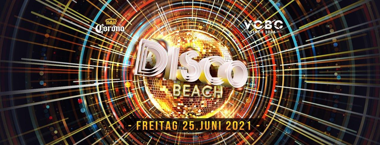Events Wien: Disco Beach 2021