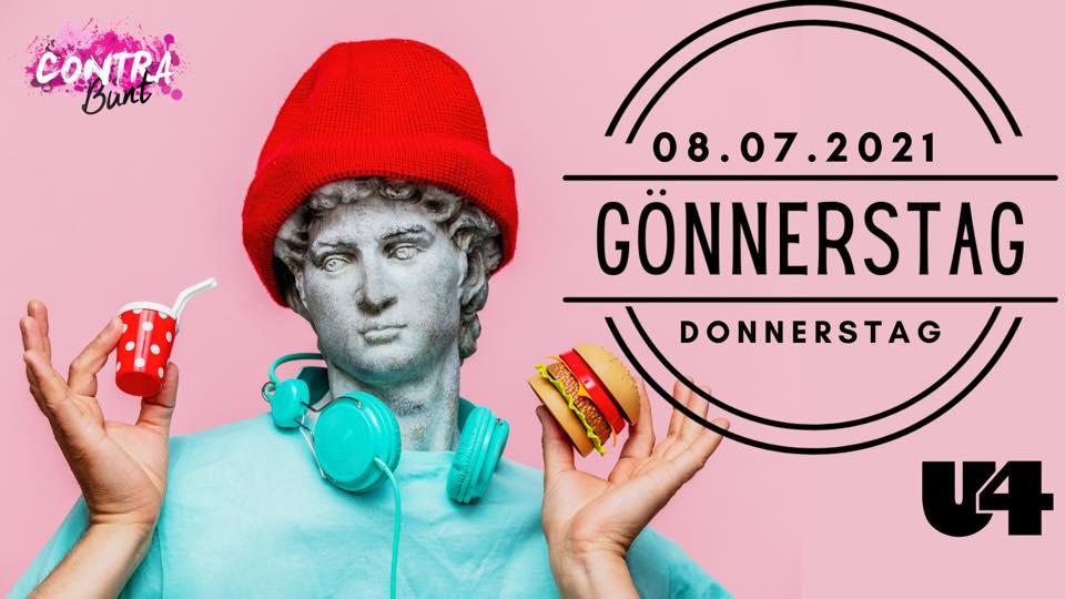 Events Wien: GÖNNERSTAG im U4