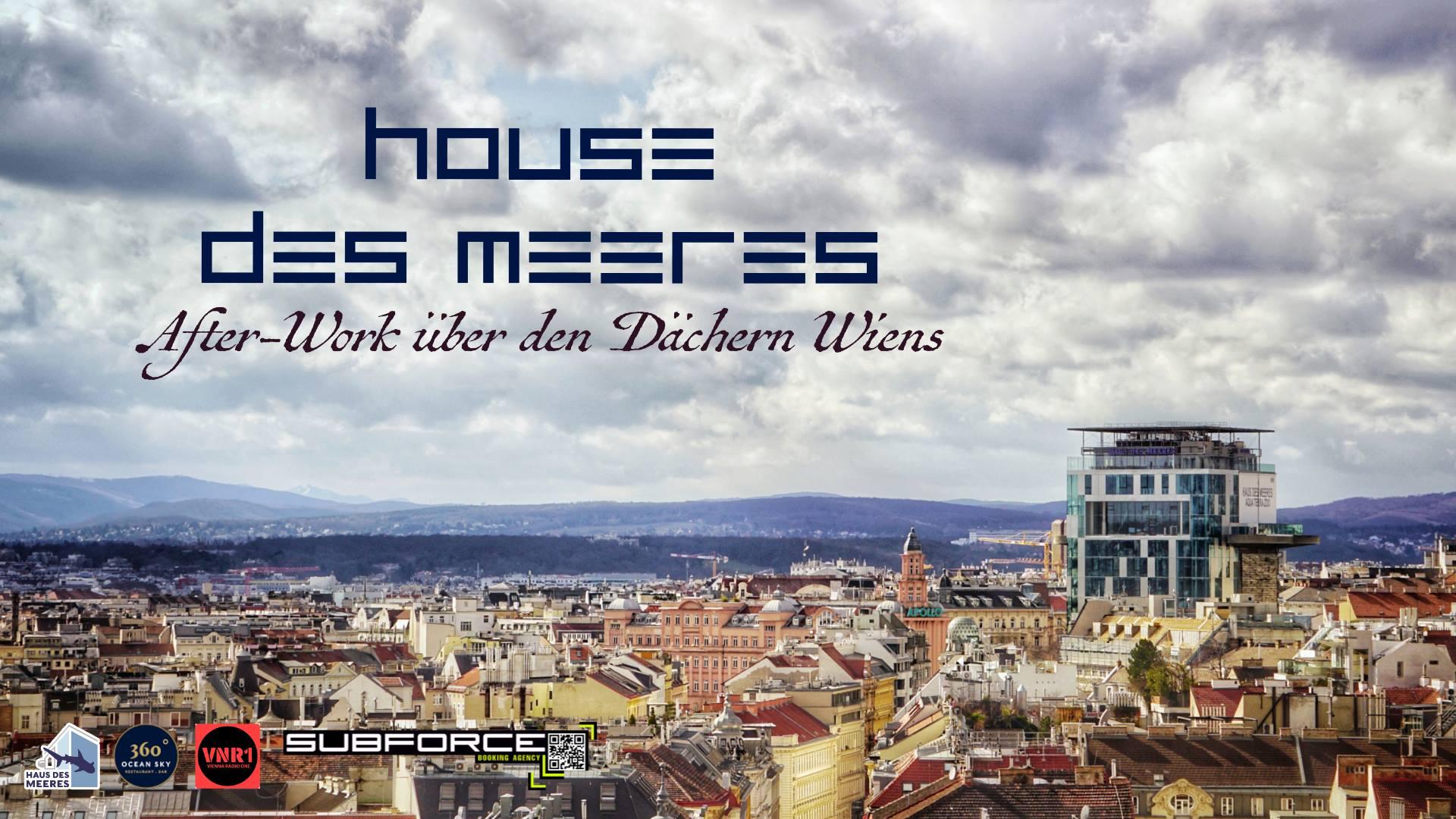 Events Wien: House des Meeres – Afterwork