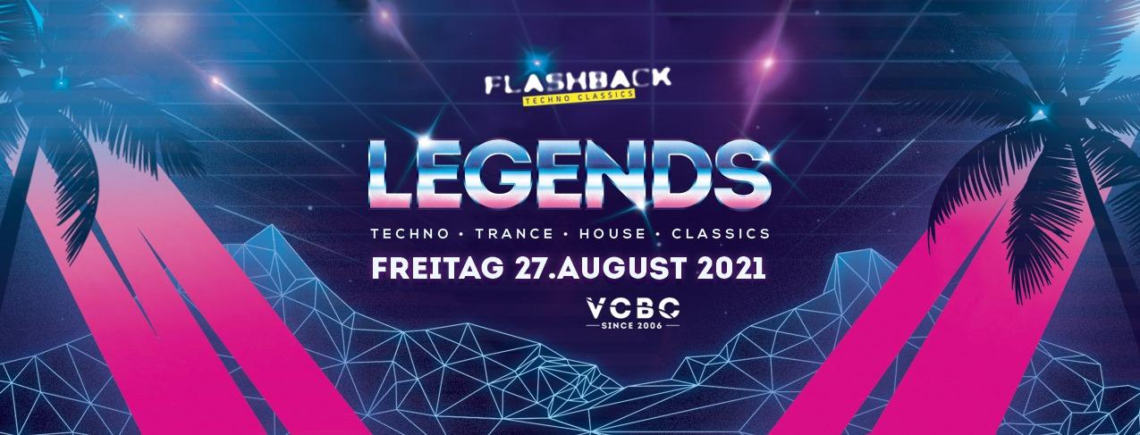 Events Wien: Legends – Open Air Rave – 2021