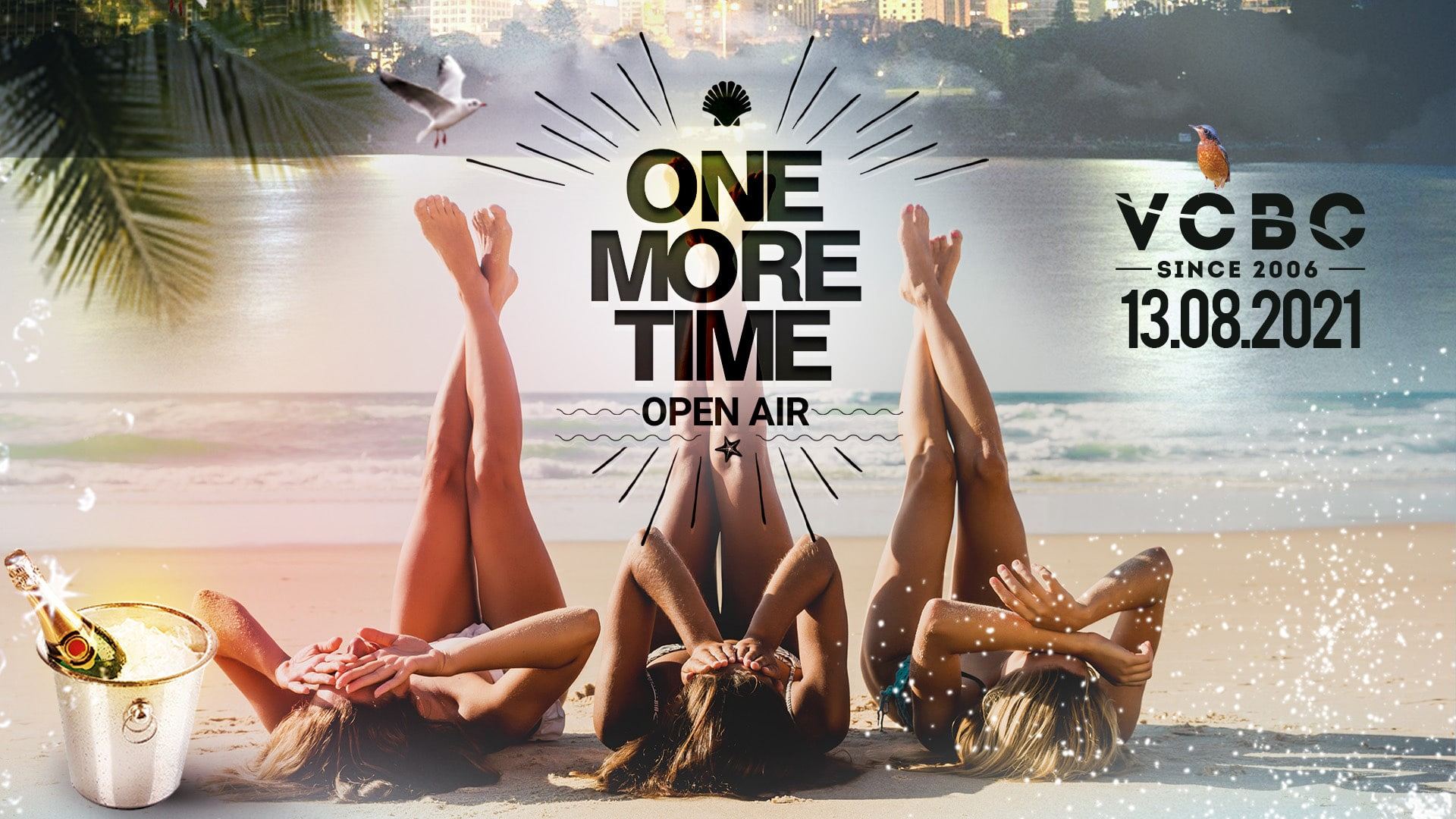 Events Wien: One More Time 2021 – OPEN AIR