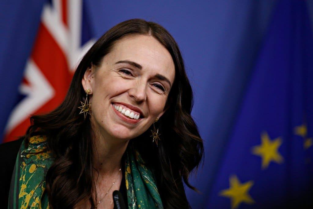 weibliche Vorbilder in der Politik Jacinda Ardern