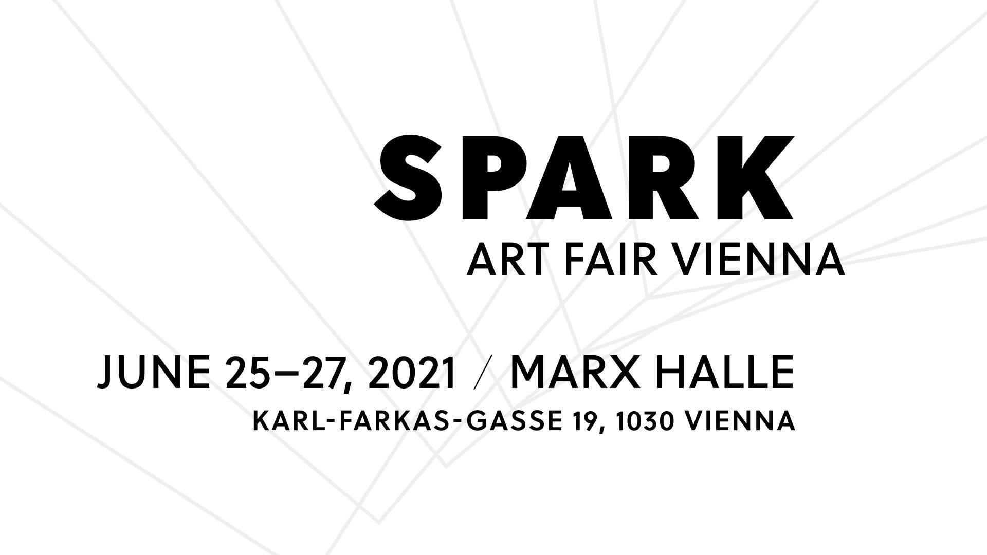 Events Wien: SPARK Art Fair Vienna 2021