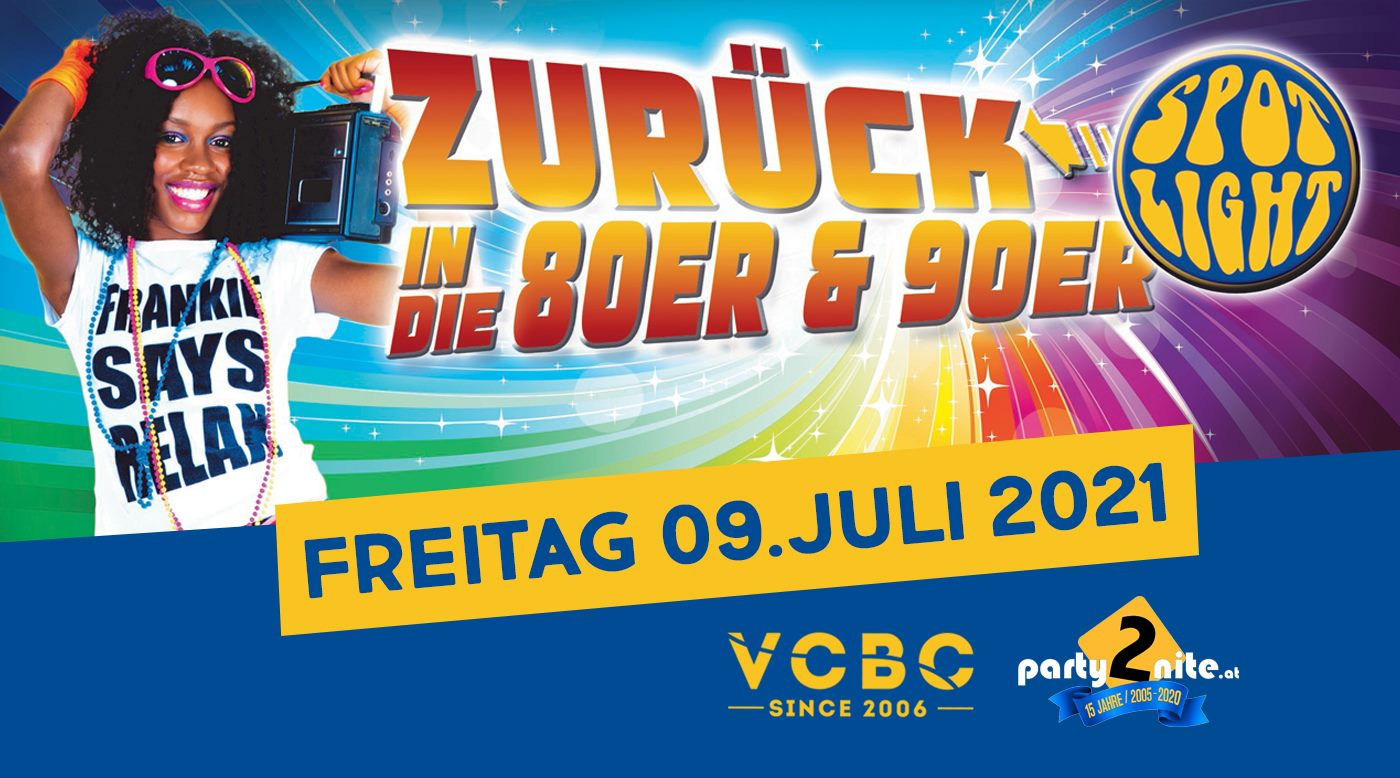 Events Wien: Spotlight goes VCBC 2021
