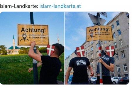 War abzusehen: Patriotische Aktivisten nutzen Daten der Islamlandkarte