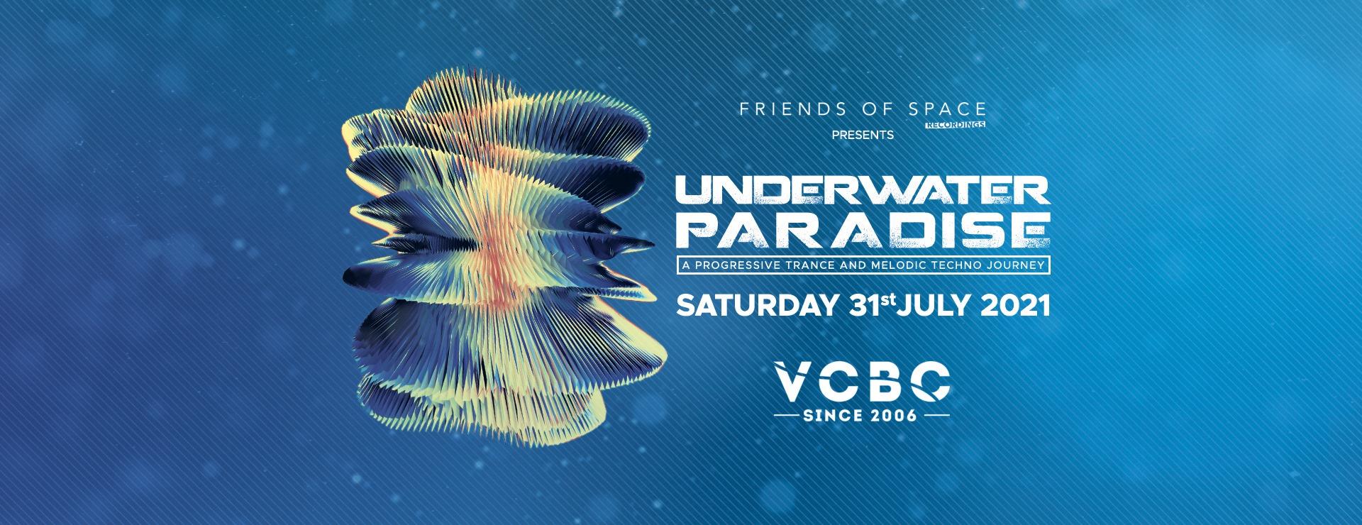 Events Wien: Underwater Paradise 2021