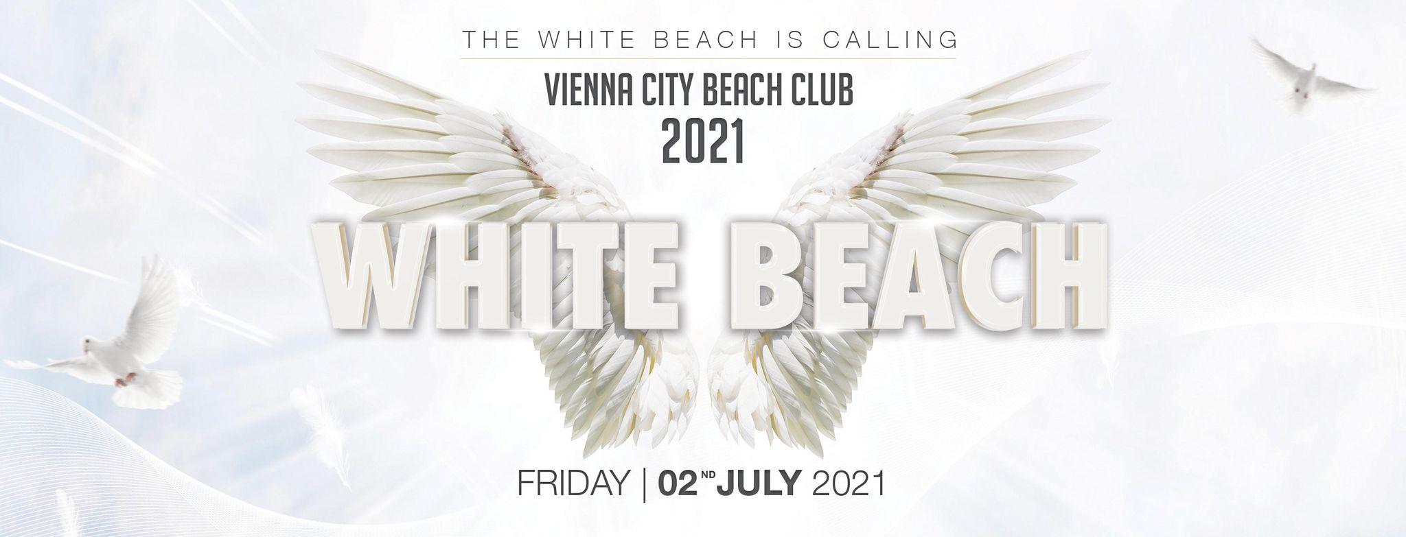 Events Wien: White Beach 2021