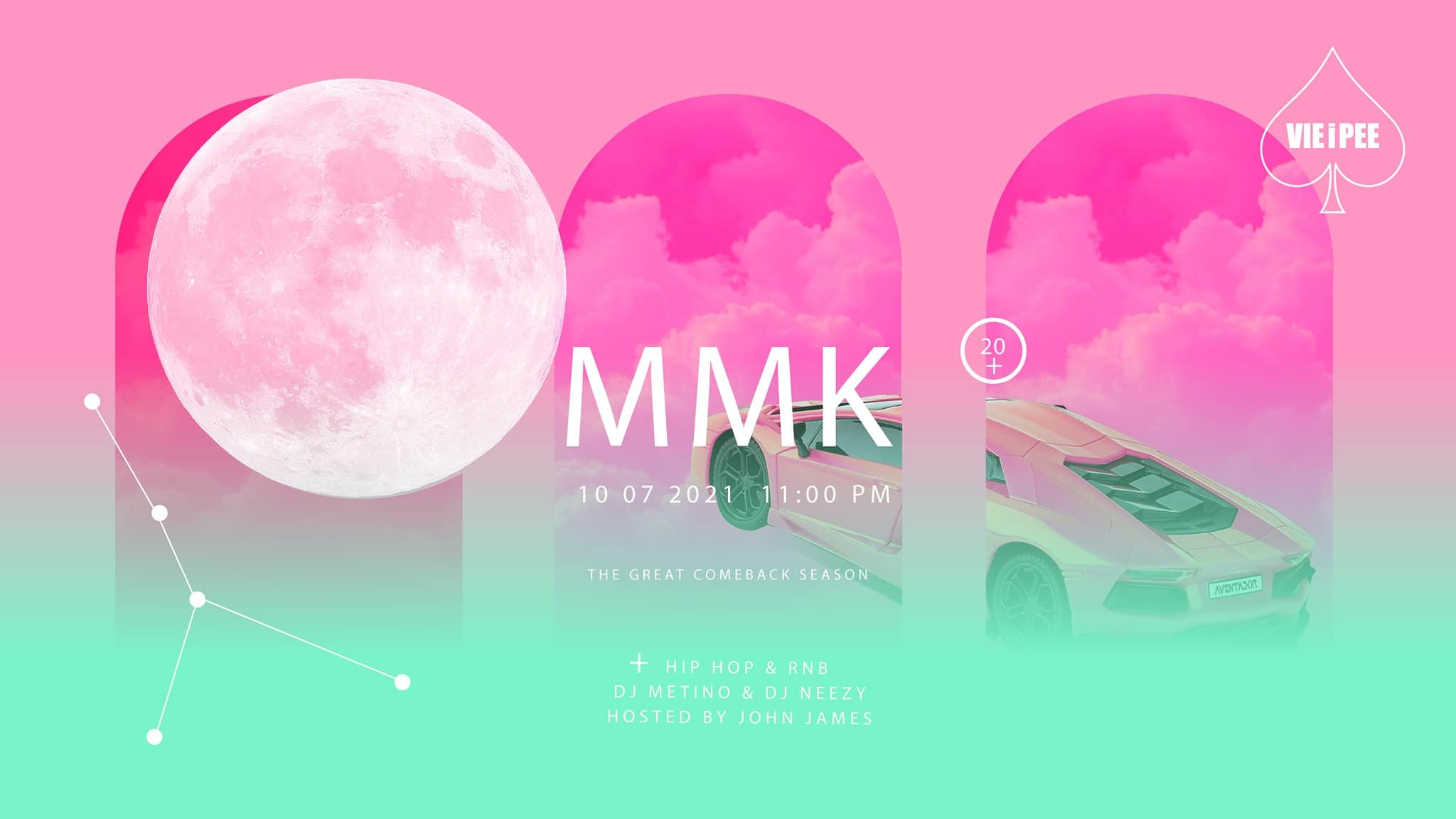 Events Wien: MMK – Saturday Night Primetime