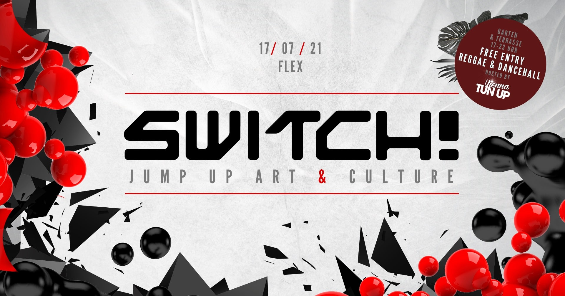Events Wien: Switch! is back feat. Used (Be)