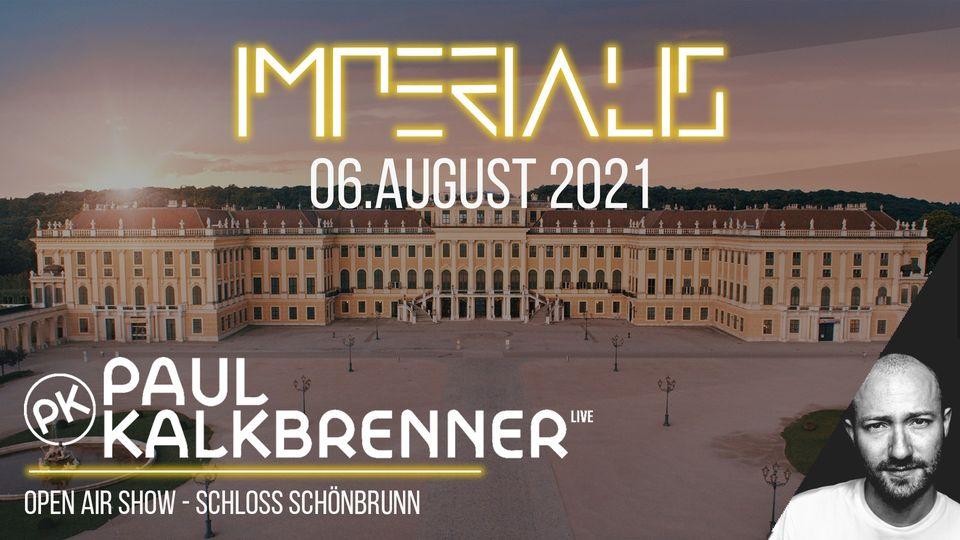 Events Wien: PAUL KALKBRENNER [live] @ Imperialis – Schloss Schönbrunn [Open Air Show]
