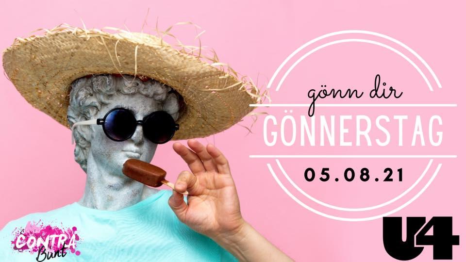 Events Wien: GÖNNERSTAG   05.08.21