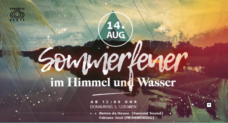 Events Wien: Sommerfeuer