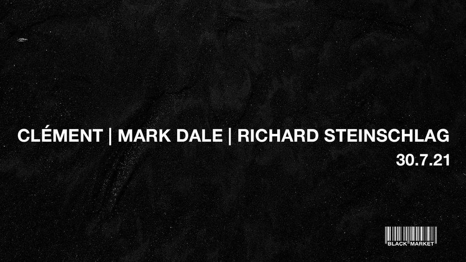 Events Wien: BM invites CLÉMENT, MARK DALE & RICHARD STEINSCHLAG