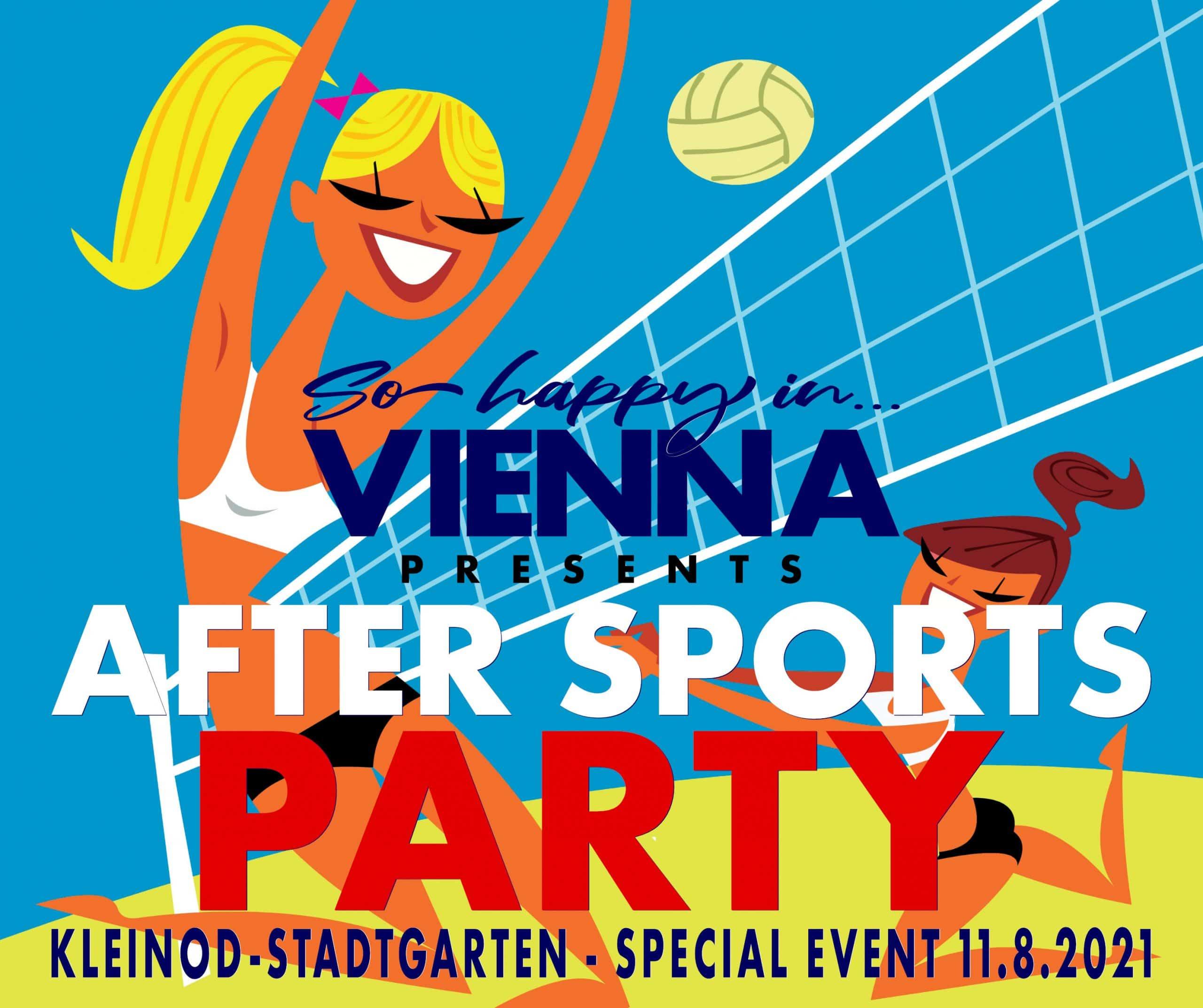 Events Wien: So Happy In Vienna – @Kleinod Stadtgarten