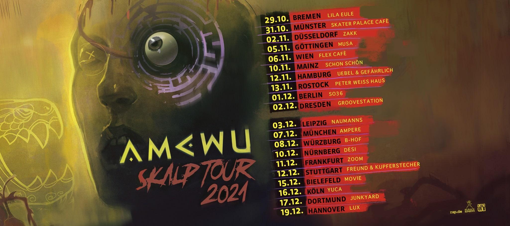 Events Wien: AMEWU // Wien 2021