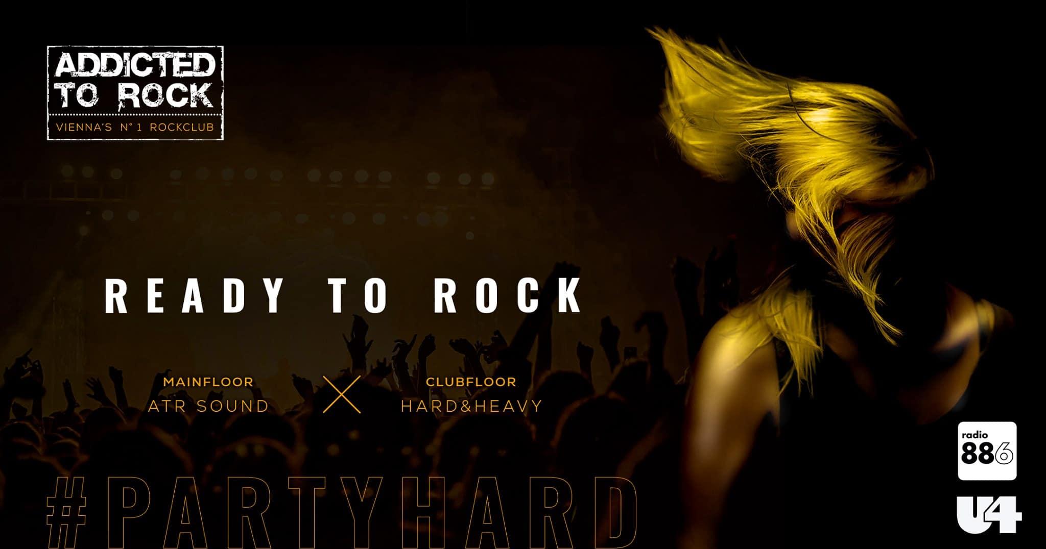 Events Wien: ATR READY 2 ROCK