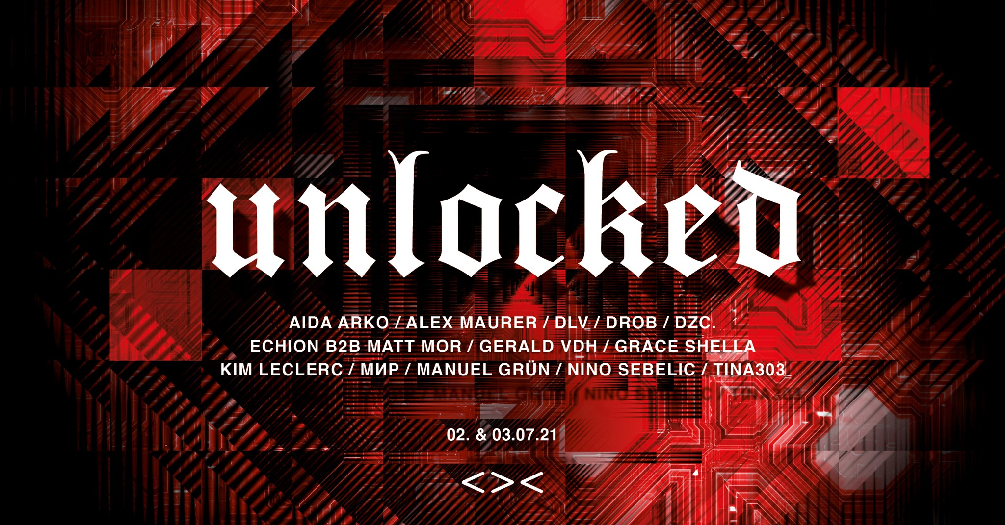 Events Wien: Unlocked | Grelle Forelle Reopening