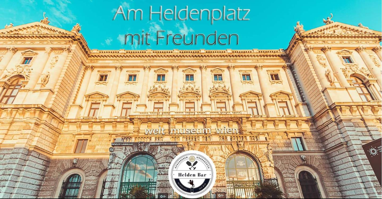Events Wien: Am Heldenplatz mit Freunden #3 ft. KSOT Soundsystem & friends