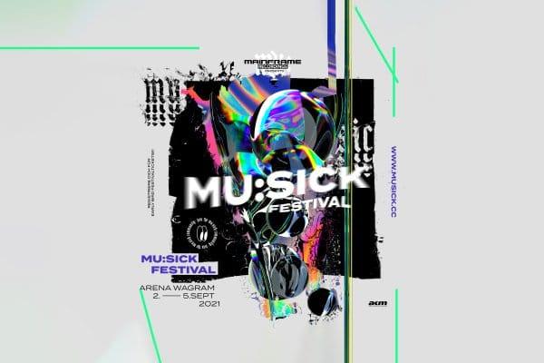 MU:SICK Festival: fettes Line Up, außergewöhnliche Location und maximale Sicherheit